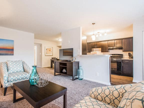 Fully Furnished, at Brook View Apartments, 21209, MD