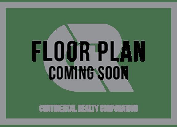 Floor Plan  1 bed 1 bath floorplan