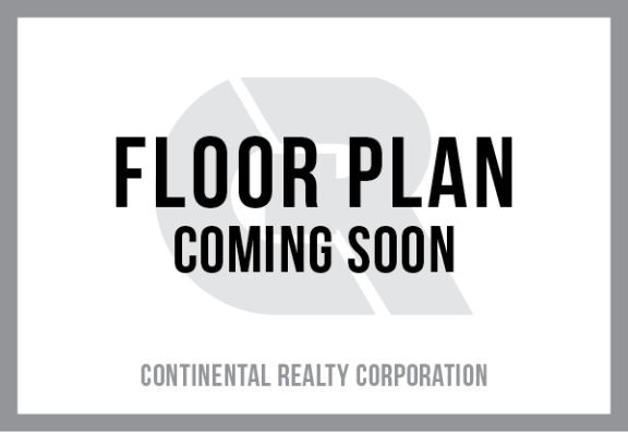 Floor Plan  2 Bedroom 1 Bath Floorplan at Cardiff Hall Apartments