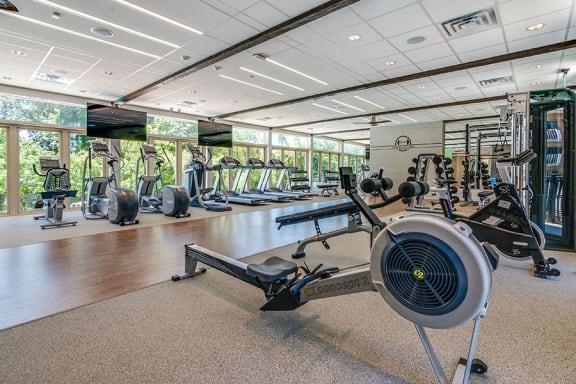 Padonia Village Fitness Center