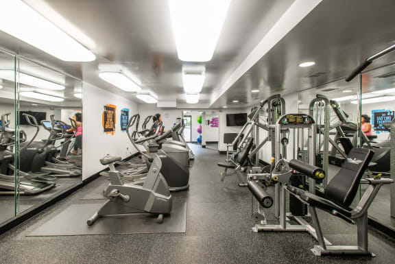 Fitness Center at Falls Village