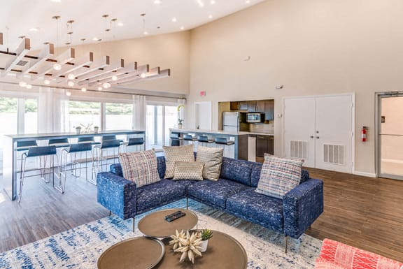 Large Community Clubhouse at Westwinds Apartments, Annapolis, MD, 21403