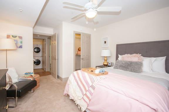 Spacious bedrooms at Centennial Place at Atlanta, Georgia