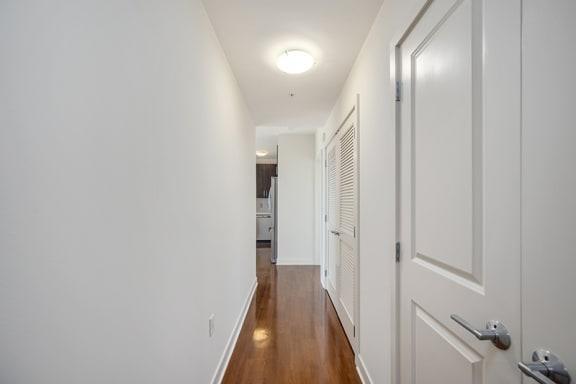 Verde Pointe Arlington VA Kelly 2 Bed Hallway