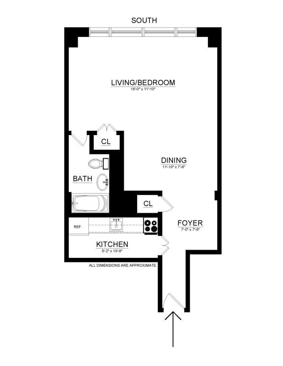 Floor Plan  G Line