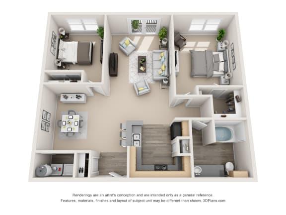 Floor Plan  Plush
