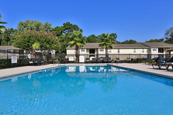 Invigorating Swimming Pool at Sterling Bluff Apartments, Savannah, GA