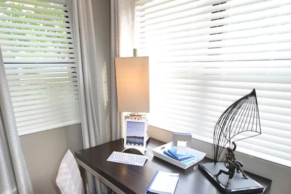 Small Work Space at Sterling Bluff Apartments, Georgia