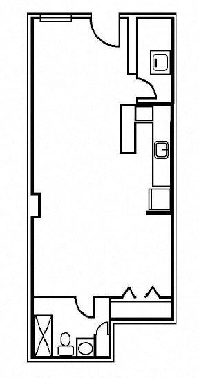 Floor Plan  New Efficiency Floorplan