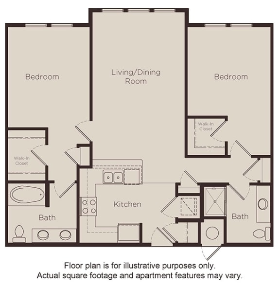Chrysos 3 floor plan at Element 47 by Windsor, CO, 80211
