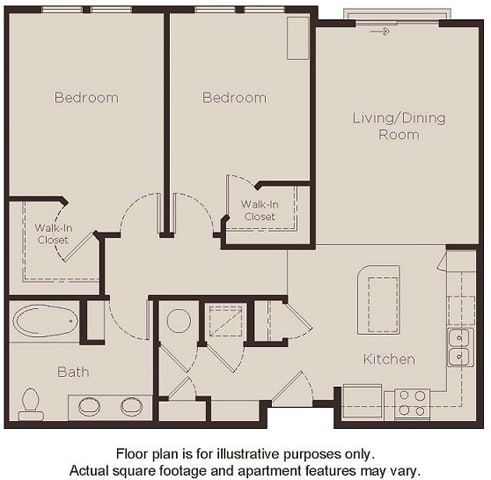 Kobber2 floor plan at Element 47 by Windsor, Colorado, 80211