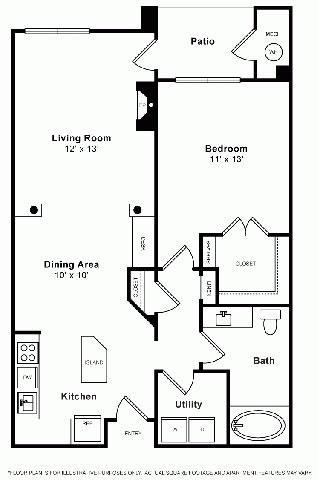 Integra Floorplan at Windsor at Meadow Hills