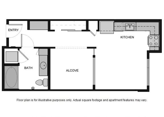 Floor Plan  S2 Floor Plan at South Park by Windsor