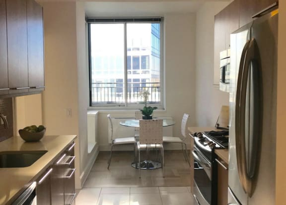 3 Bedroom Apartments at the Ashley