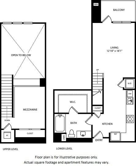 Floor Plan  Floorplan at Boardwalk by Windsor, California