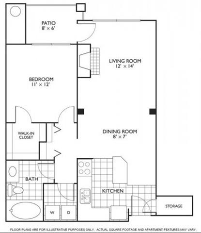 Floor Plan  Aberdeen Floorplan at Reflections by Windsor