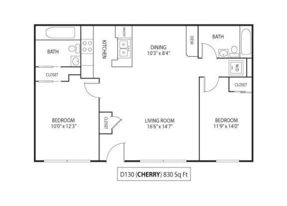 Floor Plan  Cherry