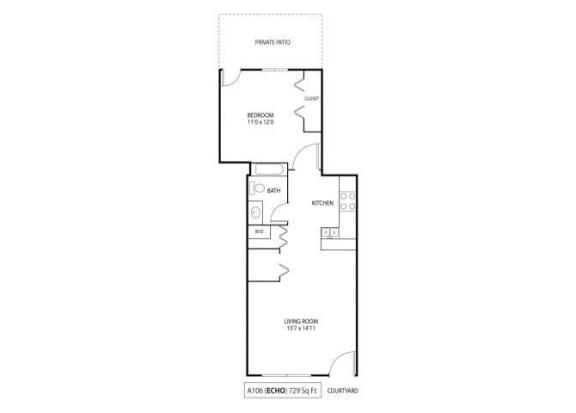 Floor Plan  Echo