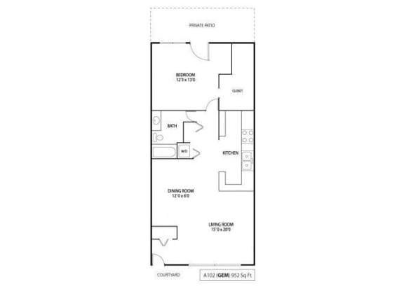 Floor Plan  Gem