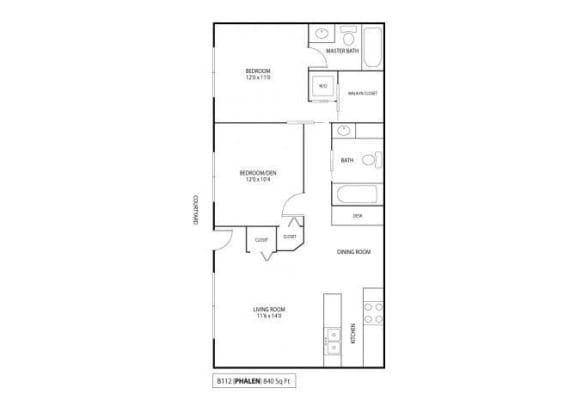 Floor Plan  Phalen