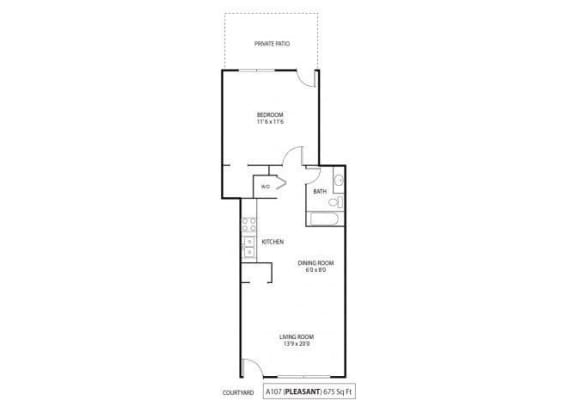 Floor Plan  Pleasant