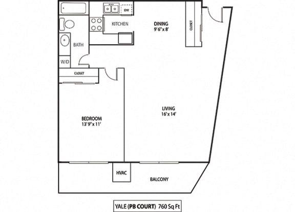 Floor Plan  Yale