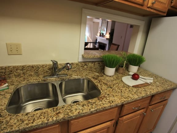 Stainless Steel Appliances at Indian Creek Apartments, Ohio, 45236