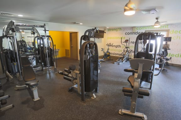 Fitness Center at Sterling Beaufont Apartments, Virginia
