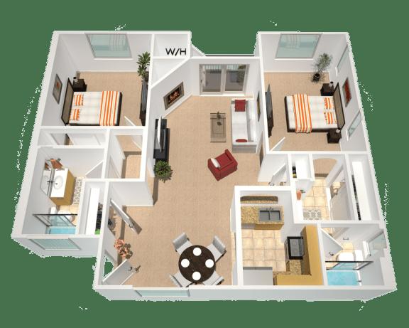 Floor Plan  22b
