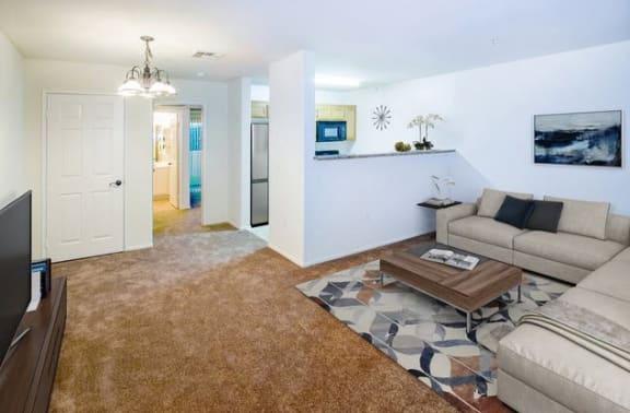 astoria living room