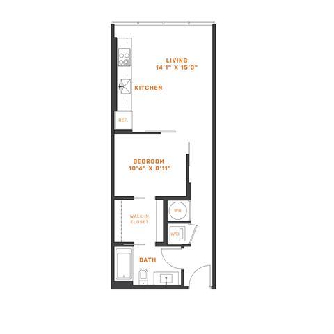 Floor Plan  AJ3