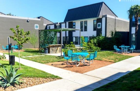Courtyard Apartments at Mesh Properties, Austin