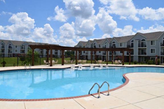 Refreshing Pool With Wi-Fi at Limestone Creek Apartment Homes, 35756