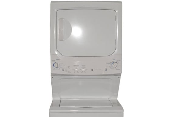 Stackable Washer and Dryer at Windmill Lakes Apartments, Holland, MI 49424