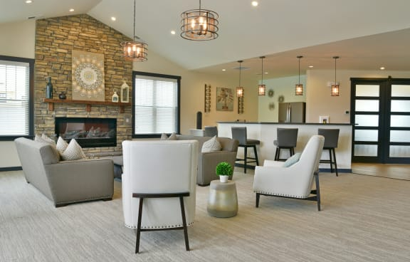 Resident Clubhouse at Badger Canyon, Kennewick, WA, 99338