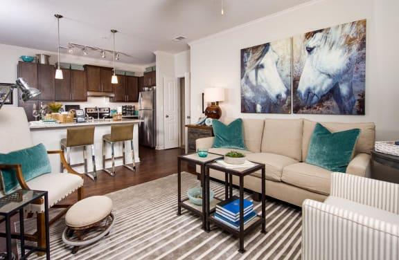Walton Bluegrass Model Apartments, Alpharetta GA