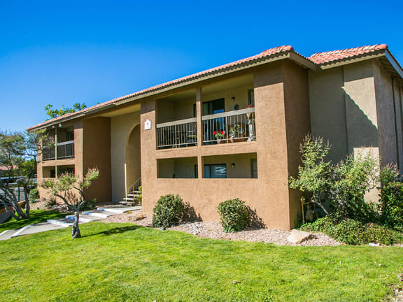 Taylor Ranch Apartments for Rent with Secluded and Private Patio or Balcony