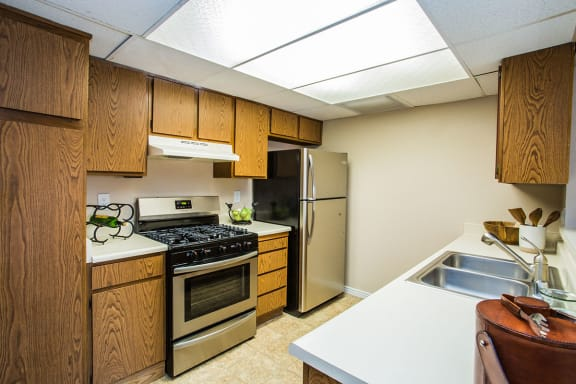 Kitchen at Bullhead City Apartments for Rent