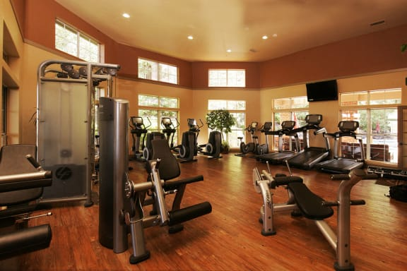 Fitness Center and Gym at Affordable Apartments in Salt Lake City