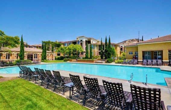 Poolside Sundeck, at Casoleil, CA, 92154