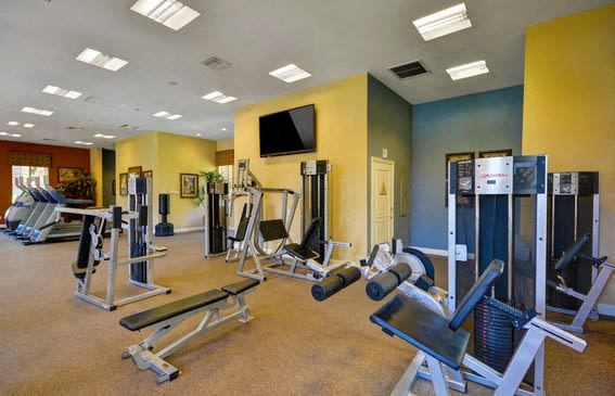 State-of-the-Art Fitness Center, at Casoleil, San Diego, 92154