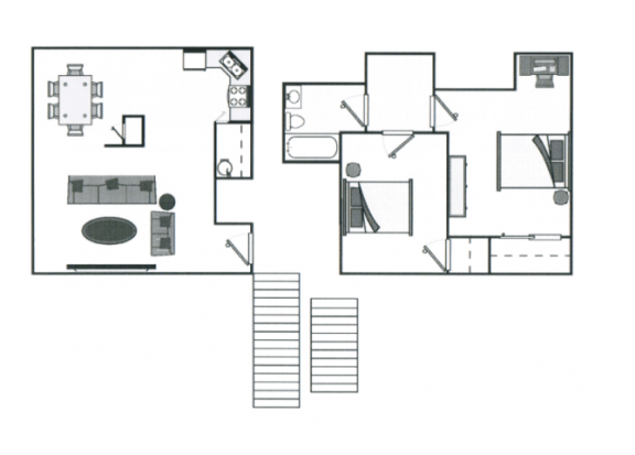 Linvale Apartments | Two Bedroom Apartments in San Leandro, Ca l Linvale Apartments
