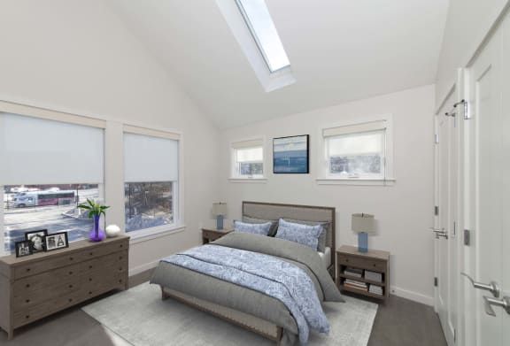 King Size Master Bedrooms at Linea Cambridge