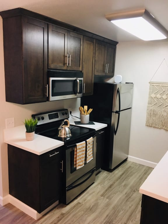 98Hundred Apartments Stainless Steel Appliances