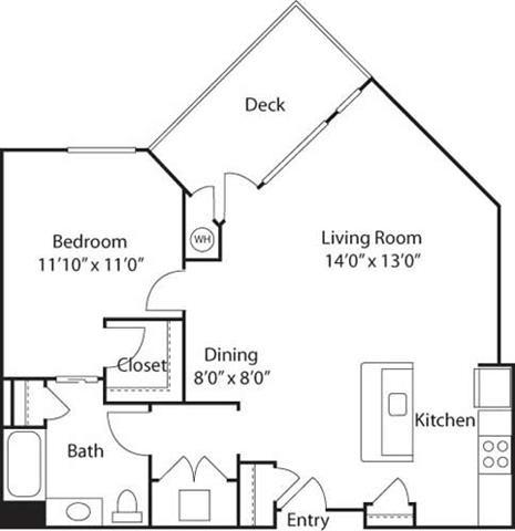 B3S- 55+ Adult Living Floorplan at Reunion at Redmond Ridge, 11315 Trilogy Pkwy NE