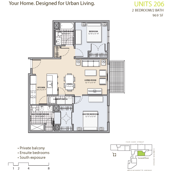 Floor Plan at 7 Cameron, Cambridge, MA 02140