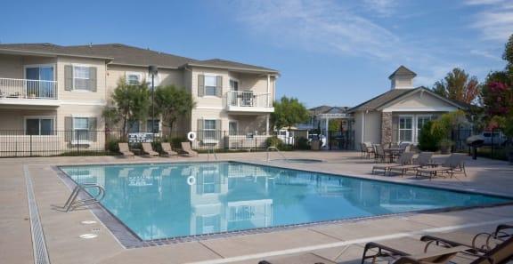 Sparkling Swimming Pool at Harvest Park, Santa Rosa, CA,95404