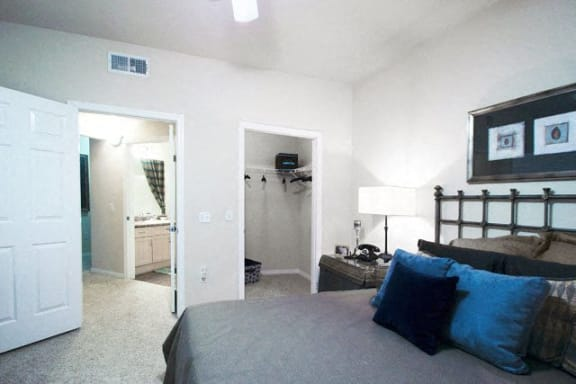 Spacious Bedroom With Closet at Missions at Chino Hills, Chino Hills, California