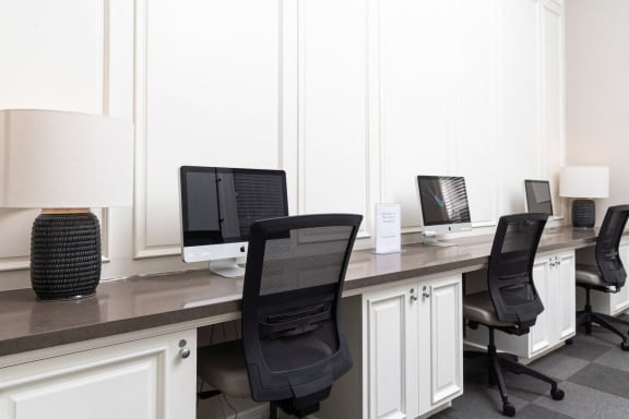 Business Center With Wifi at Missions at Chino Hills, Chino Hills, 91709