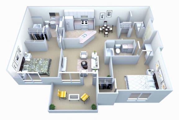 Walton Centennial Bulloch Floor Plan, Roswell GA